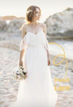 Bridely Made Kiralık Save The Date Elbisesi