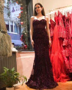 Alfabeta Kiralık Gece Elbisesi Modelleri
