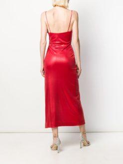 Galvan London Kırmızı Kiralık Gece Elbisesi