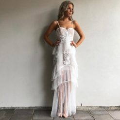 Ivory Kiralık Save The Date Elbisesi